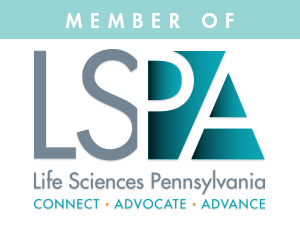 member of life sciences pennsylvania lspa logo